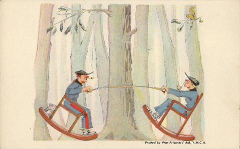 YMCA-Woodcutting